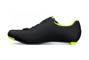 Chaussures Route 2019 FIZIK Tempo Overcurve R5 Noir/Jaune