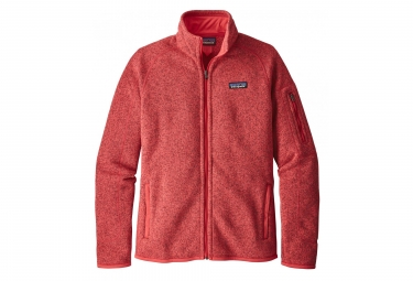Patagonia Better Sweater Women's Jacket Red