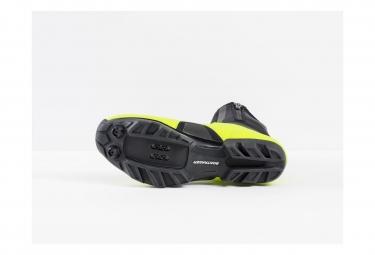 Chaussures VTT Hiver Bontrager JFW Jaune Radioactif/Noir Mat 2019