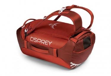Sac de Voyages Osprey Transporter 40 Rouge
