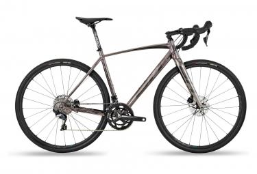 Gravel Bike BH Gravel X Alu 2.0 Shimano 105 11V Gris Negro 2019