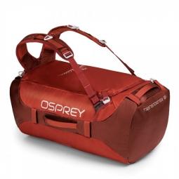 Osprey Transporter 65 Travel Bag Ruffian Red