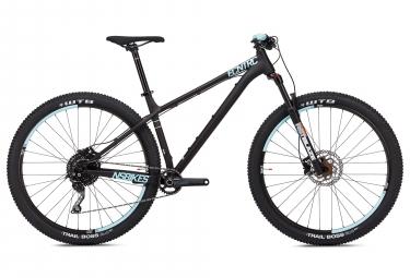 Vtt semi rigide 2018 ns bikes eccentric lite 2 shimano deore 10v noir bleu s 155 170