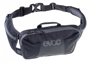Evoc Hip Pouch 1L Waist Bag Black