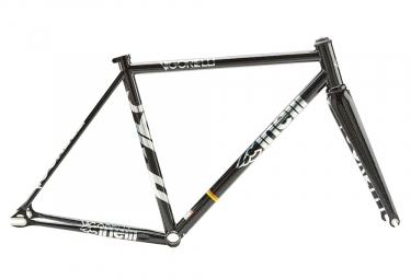 Cinelli Vigorelli Frame Kit Black Gold 2019