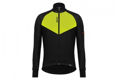 Veste santini beta winter noir fluo xxl