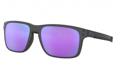 Gafas Oakley Holbrook Mix black purple Iridium / Miroir
