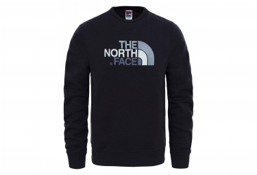 The North Face Drew Peak Crew Sweat Tnf Negro