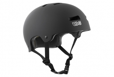 TSG Solid Bowl Helmet Satin Black