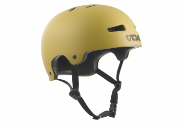 Casque Bol TSG Evolution Solid Satin Vert Khaki