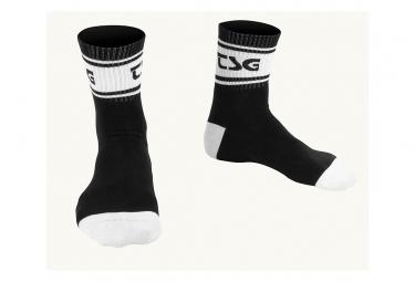 TSG Street Socks Black