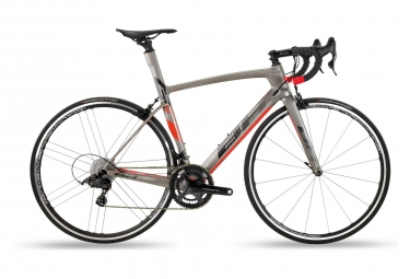 VH Road BH G7 Pro 6.0 Campagnolo Record 12V Gris Rojo 2019