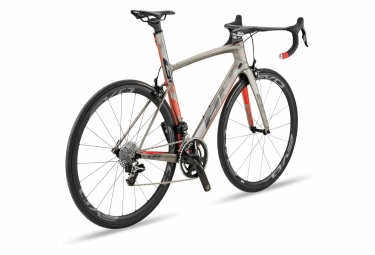 Bicicleta Carretera BH G7 Pro 7.0 Sram Etap Gris Rojo 2019