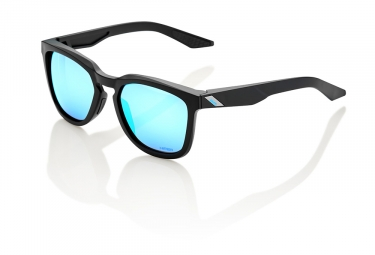 Brille 100% Hudson black blue
