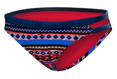 Mini fondo bikini donna Tyr Santa Fe Cove multicolore