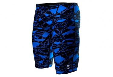 Tyr Mantova All Over Jammer Swimsuit Blue