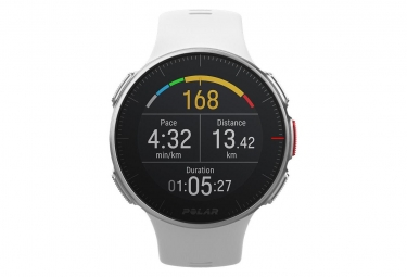 POLAR VANTAGE V GPS Watch White
