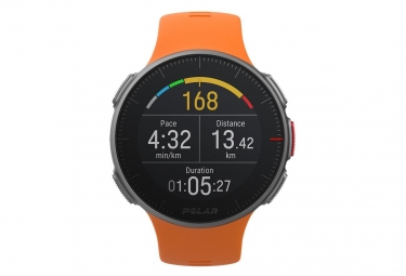 Montre de Sport Polar Vantage V Orange