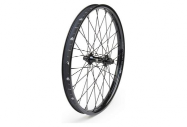 Eclat Trippin Aero Front Wheel Pulse Black