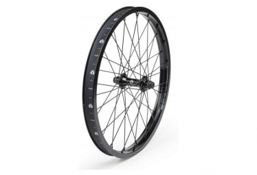 Eclat Trippin Front Wheel Straight / Pulse Black