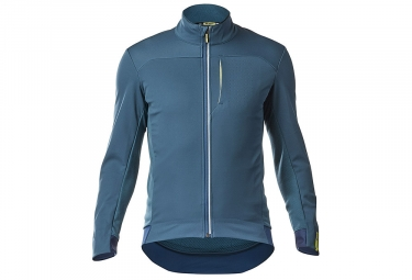 Mavic Essential Softshell Jacket Blue