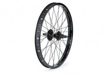 Eclat Rear Wheel Trippin Straight / Pulse Black