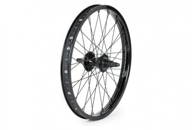 Eclat Polar Straight / Cortex Freecoaster Wheel + 1 Guard Nylon Black