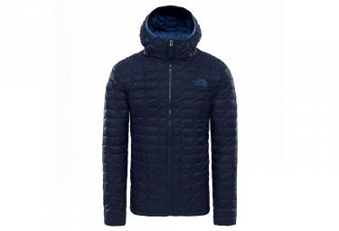 The North Face Thermoball Hoodie Urban Navy Matte