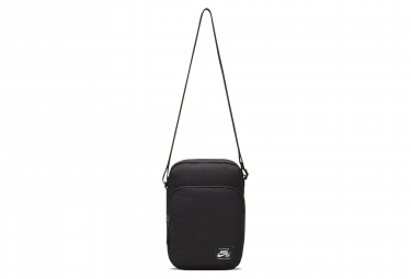 Nike SB Heritage Messenger Bag Black
