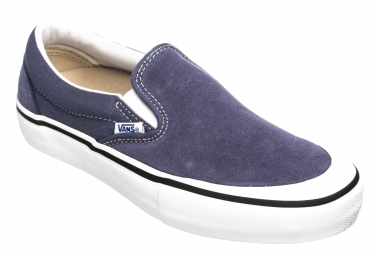 Chaussures Vans Slip-On Pro Retro Gris