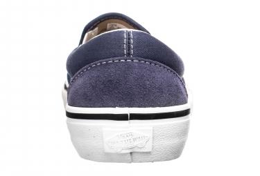 Chaussures Vans Slip-On Pro Retro Gris