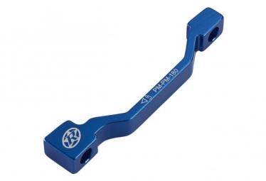 Adaptateur frein reverse pm pm 180mm bleu