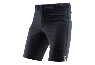 Leatt DBX 1.0 Shorts With Liner Black