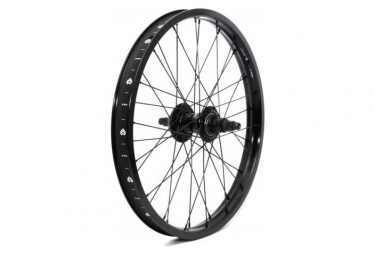 Eclat Rear Wheel Freecoaster Trippin XL / Cortex RHD Black