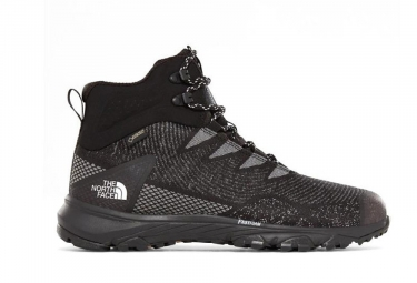 The North Face Ultra Fastpack 3 Mid Gore-Tex Woven Schuhe Schwarz