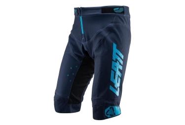 Leatt DBX 4.0 Shorts No Liner Ink Blue