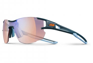 Julbo Aero Zebra AeroLight Zebra Blue - Light Red