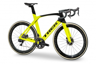 Trek Madone SLR 9 Disc Road Bike 2019 Shimano Dura Ace Di2 Radioactive Yellow/Trek Black