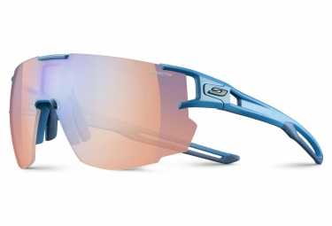 Julbo Aero Zebra AeroSpeed Zebra Blue - Light Red