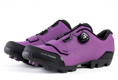 Bontrager FORAY MTB Shoes Purple