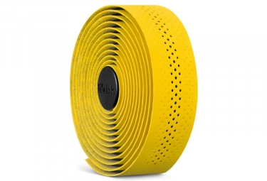 Fizik Tempo Microtex Bondcush Soft Handlebar Tape - Yellow