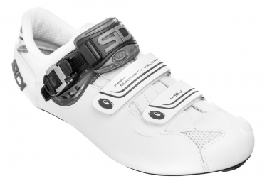 Chaussures route sidi genius 7 blanc shadow 43