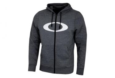 Oakley Sweat with Hood Ellipse FZ Black