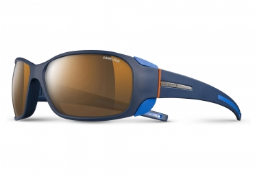 Julbo MonteBianco Cameleon Sunglasses Blue - Orange