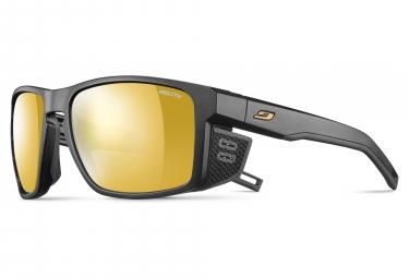 Julbo Shield Zebra Sunglasses Black   Orange