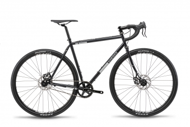 Gravel bike bombtrack arise 2 single speed noir 2019 51 cm 168 173 cm