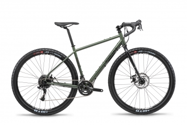 Bombtrack Beyond 1 Reiserad Sram Apex 10s Matte Metallic Green 2019