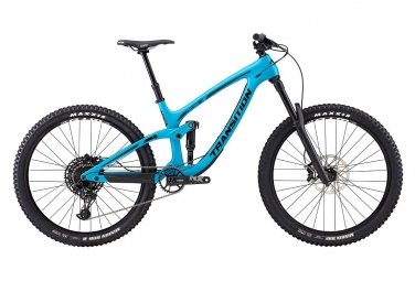 Velo tout suspendu transition patrol carbon 27 5 sram nx eagle 12v bleu 2019 m 165 1