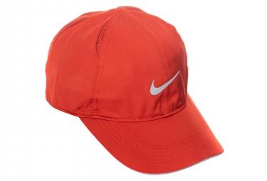 NIKE Featherlight Cap Rojo