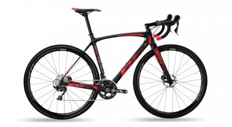 Velo de cyclocross bh rx team carbon 4 0 shimano ultegra 11v noir rouge 2019 xl 186